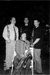 Fort Lee Sax Quartet