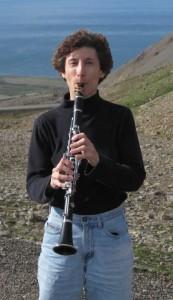 clarinet, Iceland